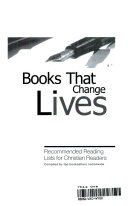 Books That Change Lives Book