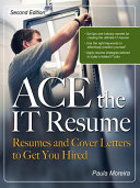 ACE the IT Resume Pdf/ePub eBook