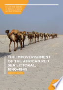 The Impoverishment of the African Red Sea Littoral  1640   1945