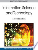 Encyclopedia of Information Science and Technology  Second Edition Book