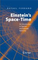 Einstein's Space-Time