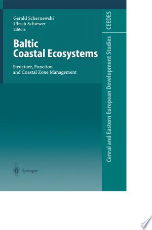 Download Baltic Coastal Ecosystems Free Books - Dlebooks.net