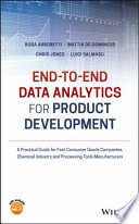 End-to-end Data Analytics for Product Development