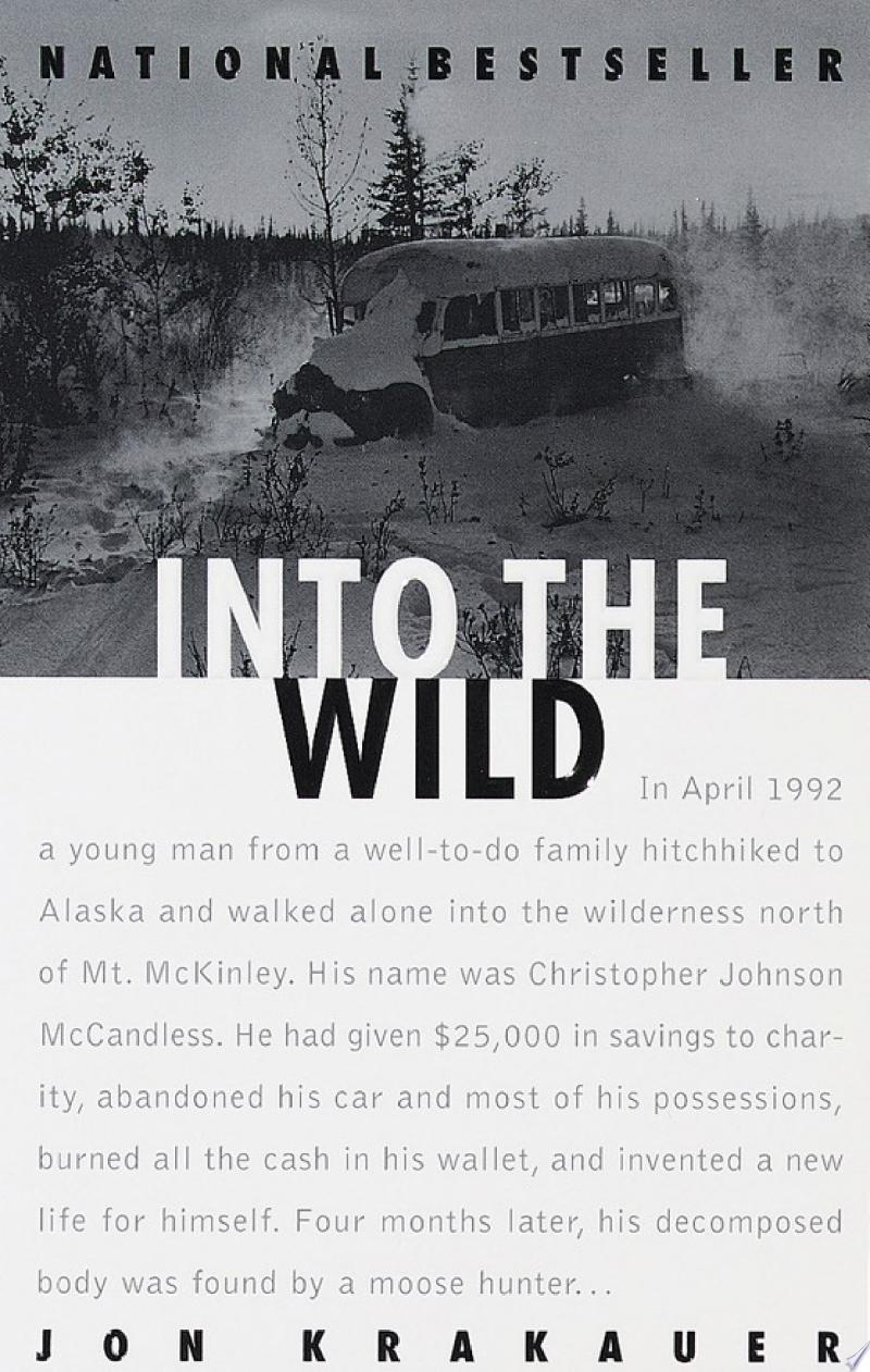 Into the Wild banner backdrop