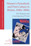 Women s Periodicals and Print Culture in Britain  1940s 2000s