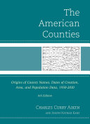 The American Counties