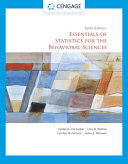 Essentials of Statistics for the Behavioral Sciences  with APA Card