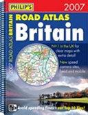 Philip s Road Atlas Britain 2007