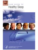 Your guide to healthy sleep Pdf/ePub eBook