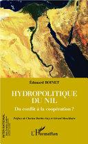 Pdf Hydropolitique du Nil Telecharger