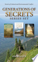 Generation of Secrets Series Set: River of Angels Book 1, Color of Lies Book 2, Founding Stones Book 3