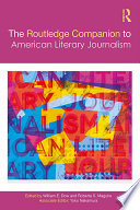 The Routledge Companion to American Literary Journalism Book PDF
