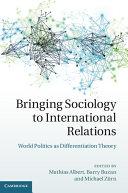 Bringing Sociology to International Relations Pdf/ePub eBook