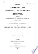 Hazard's United States Commercial and Statistical Register