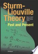Sturm Liouville Theory