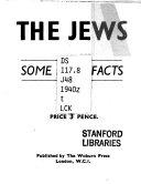 The Jews Book