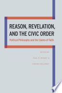 Reason Revelation And The Civic Order