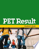 PET Result:: Student's Book