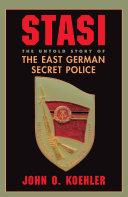 Stasi Pdf/ePub eBook