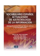 Vocabulario español actualizado de Iustecnología de la información
