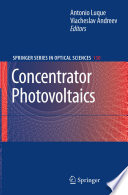 Concentrator Photovoltaics Book PDF