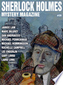 Sherlock Holmes Mystery Magazine  28