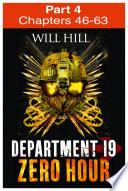 Zero Hour Part 4 Of 4 Department 19 Book 4