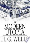 A Modern Utopia Book