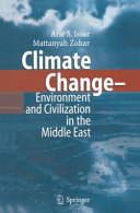 Climate Change - Environment and Civilization in the Middle East Pdf/ePub eBook