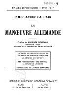 Pages d'histoire 1914-1919