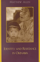 Identity and Resistance in Okinawa