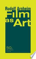 Film As Art