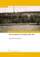 Die Griechen von Görlitz 1916–1919