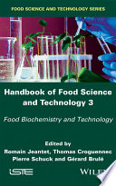 Handbook of Food Science and Technology 3 Book