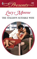 The Italian's Suitable Wife Book