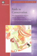 Pdf Faith in Conservation