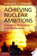 Achieving Nuclear Ambitions