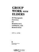 Group Work with Elders