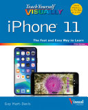 Teach Yourself VISUALLY iPhone 11, 11Pro, and 11 Pro Max [Pdf/ePub] eBook