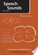 Speech Sounds Book PDF