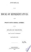 Journal of the House of Representatives Book PDF