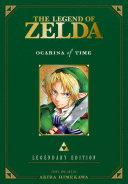 The Legend of Zelda  Legendary Edition  Vol  1