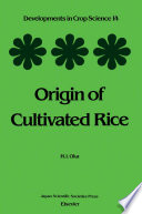Origin of Cultivated Rice