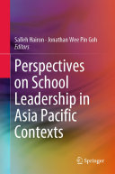 Perspectives on School Leadership in Asia Pacific Contexts Book