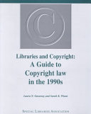 Libraries and Copyright