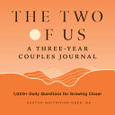 The Two of Us  a Three Year Couples Journal