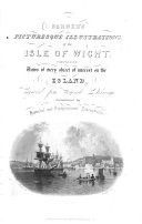 Barber's picturesque illustrations of the Isle of Wight