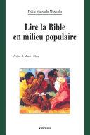 Lire la Bible en milieu populaire Pdf/ePub eBook