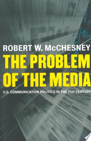 [pdf - epub] The Problem of the Media - Read eBooks Online