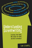 Understanding Screenwriting